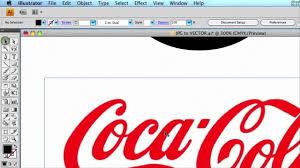 web design tutorial converting jpg logo to vector youtube