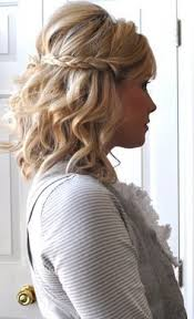 hair with poof on top 11 beautiful braids for short hair beach waves short hair and