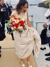 wedding flowers northton sea harris home