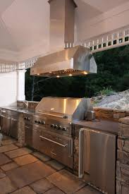 Outdoor Kitchen Against House 45 Best Outdoor Kitchen Images On Pinterest Outdoor Kitchens