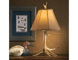 Antler Table Lamp Lamps Table Lamps Floor Lamps