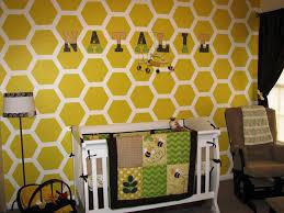 baby bumble bee nursery ideas