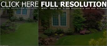 Landscaping Around Pools by Backyard Front Yard Privacy Ideas Amys Office House Landscape