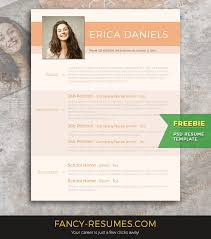 Free Elegant Resume Templates Best Free Resume Templates Around The Web