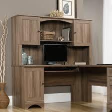desks corner desk with shelves corner hutch dining room