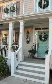 christmas porch tour 2014 christmas porch porch and house