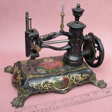 388 best old metal sewing machines images on pinterest sewing