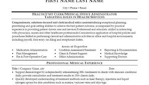 medical office manager resume examples medical office