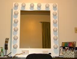 Vanity Diy Ideas Light Bulb Vanity Mirror Diy Home Vanity Decoration