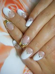 170 best bride and bridesmaids nails images on pinterest
