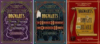 rowling release 3 harry potter books