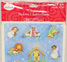 hallmark cards nativity joseph baby jesus