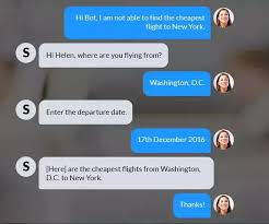 Washington travel companies images How can chatbot technology help the travel booking process