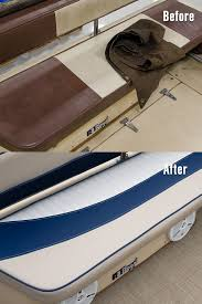 Seat Bench Cushions 16 Best Boat Renovation Images On Pinterest Boating Boat