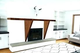 modern fireplace mantel fireplace mantels modern juniorderby me