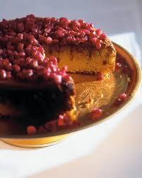 pomegranate jewel cake nigella u0027s recipes nigella lawson