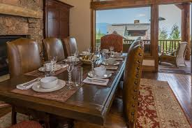 luxurious vacation rental homes in big sky montana