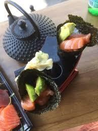 cuisine et delice croquant et frais in délice picture of sushi bar bazel tel aviv