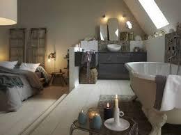 salle de bains dans chambre tout savoir sur la salle de bains ouverte sur la chambre leroy