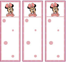 293 minnie mouse birthday printables images