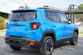 jeep renegade sierra blue used 2015 jeep renegade for sale richmond va