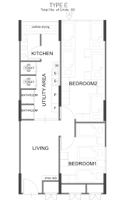 Condo Blueprints tuas south dormitory