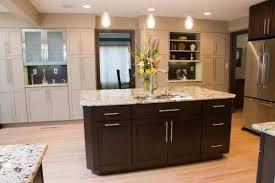 espresso kitchen island kitchens kitchens island granite countertops espresso