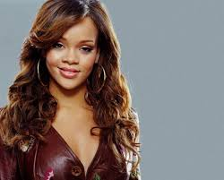curly haircuts for long hair hairstyle ideas best rihanna long curly haircut medium hair