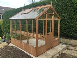cotswold classic 6x6 wooden greenhouse wooden greenhouses
