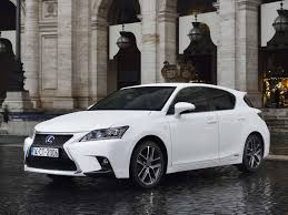 lexus hybrid or prius lexus will give the compact hatchback segment a second shot in