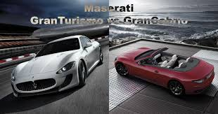 maserati granturismo 2016 pickyourside maserati granturismo vs grancabrio which one would