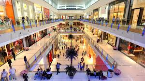 shopping mall branded mobile app for a shopping mall higher footfall