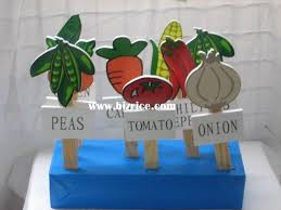 Vegetable Garden Labels by Best 25 Vegetable Garden Markers Ideas On Pinterest Garden