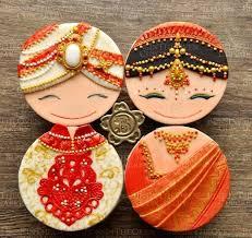 indian wedding gifts cupcakes indian wedding wedding things wedding