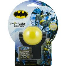 night light that projects on ceiling jasco projectables led plug in night light dc comics batman jasco