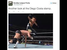 Diego Costa Meme - best memes tweets as chelsea man diego costa sts liverpool out