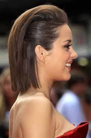 how to achieve swept back hairstyles for women u tube short bob straight slicked back hair hair pinterest short