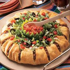 asian dish ring holder images Taco ring recipes pampered chef us site jpg