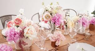 d coration mariage vintage pivoines fleurs déco mariage vintage boheme fleuriste geneve vaud