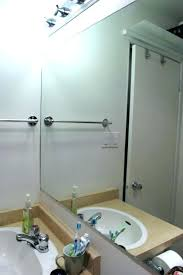 How To Remove Bathroom Mirror How To Remove A Bathroom Mirror With Easywash Club