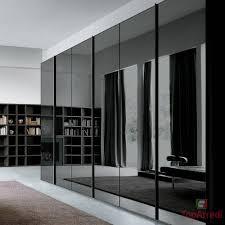 armadio con ante in vetro armadio battente vetro cinque ante plan