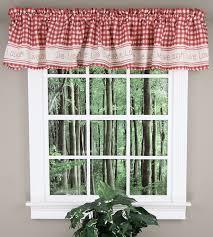 Blue Valance Curtains Kitchen Valances Swags Galore Kitchen Curtains