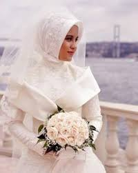 wedding dress muslimah simple lace wedding dress sacral moment