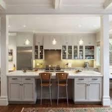 galley kitchen with island photos of kitchen islands with columns found on diy roomzaar com
