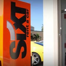 Rental Car Port Of Miami Sixt Rent A Car 14 Photos U0026 40 Reviews Car Rental 330 Se 1st