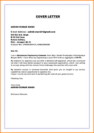 cover letter for resume how to write cover letter for engineering engineering resume