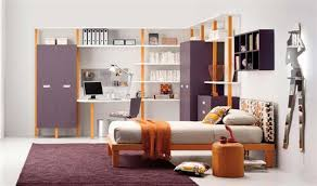 Attractive Interior Design For Kids Rooms Decor Comely White - Youth bedroom furniture australia