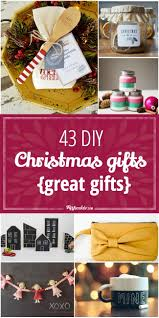 Homemade Christmas Gifts For Adults 43 diy christmas gifts great gifts tip junkie