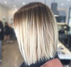 thin hair with ombre ombre blonde medium length hairstyles for thin hair hairstyle