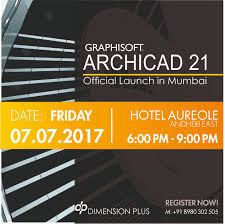 step up your bim are you ready for archicad 21 launch in mumbai